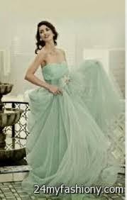 Green Wedding Dresses Mint Green Wedding Dress 2016 2017 B2b Fashion