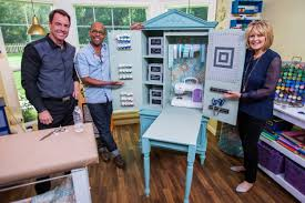 sewing armoire ken s diy sewing armoire part two video hallmark channel