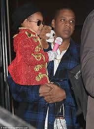 love survives beyonce and jay z dress blue ivy in mini michael