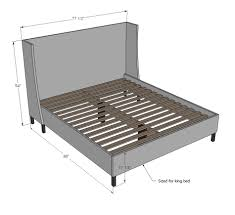 Queen Size Bed Dimensions In Feet King Bed Frame Dimensions