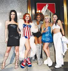 Halloween Costumes Redheads 25 Spice Girls Costumes Ideas Scary