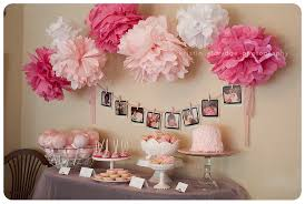 girl baby shower girly pink baby shower photographer