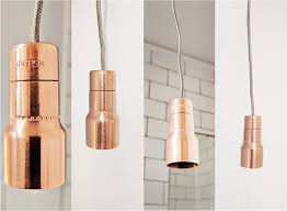 metallic copper bathroom light pull pull cord industrial steam