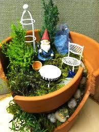 fairy garden flower pots photo album garden and kitchen
