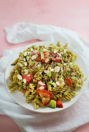 Laura In The Kitchen Pasta Creamy Strawberry And Avocado Pasta Salad U2013 A Beautiful Mess
