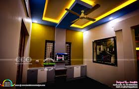 work finished kerala home interior kerala home design and floor