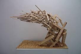 abstract wood abstract sculpture by dannydkart on deviantart