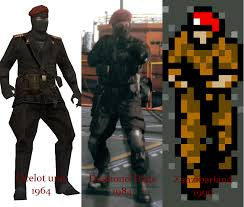 Metal Gear Halloween Costume U0027ve Lot Comparing Dd Soldiers