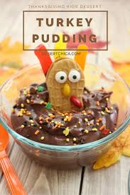 thanksgiving turkey pudding thanksgiving puddings and