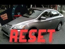 service engine soon light nissan sentra how to reset service engine soon light on a 2013 nissan sentra