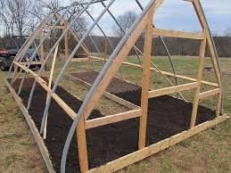 Small Backyard Greenhouse by 45 Best Garden Hoop Houses Images On Pinterest Garden Ideas