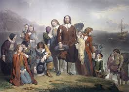 thanksgiving story the pilgrims socialism and free enterprise