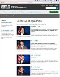 Uspto Power Of Attorney by Commerce Lists Uspto Director As Vacant Uspto Declines To Comment