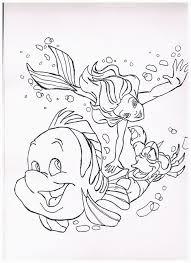 unusual ideas design mermaid outline tattoo template