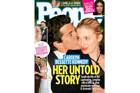Carolyn Bessette Inside The Passionate Marriage Of Jfk Jr And Carolyn Bessette Kennedy