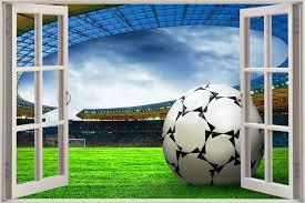 football hd wall murals 3d hd desktop uhd 4k mobile tablet football hd wall murals 3d