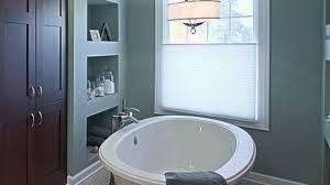 award winning transitional master bath design drury design glen