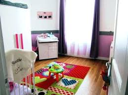 chambre fushia gris deco chambre fushia peinture chambre fille enchanteur peinture