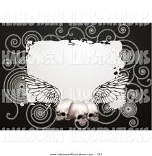 halloween background skulls royalty free death stock halloween designs
