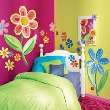 Girls Paint Colors For Bedroom Cool Room Painting Ideas Impressive Home Design