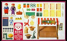 cuisine playmobil 5329 playmobil fish stand 5342 playmobil