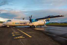 si e air caraibes air caraïbes reçoit un second atr 72 600 photos l aérien