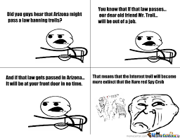 Internet Troll Meme - internet trolls might become extinct by aiden meme center