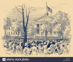 New Orleans Flag Occupation Of New Orleans American Civil War 1862 Union Forces