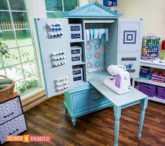 diy craft armoire with fold out table sewing and craft armoire kenneth wingard things i like to check