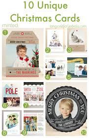 unique christmas cards 10 unique christmas cards