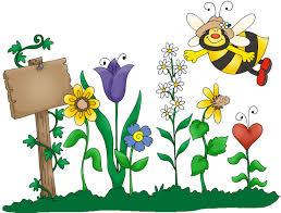 flower garden clipart 105281