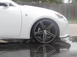 lexus is250 wheels size rsr down springs u0026 19s clublexus lexus forum discussion