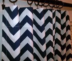 navy blue curtains navy blue herringbone chevron blackout thermal