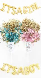 best 25 gender reveal confetti poppers ideas on pinterest baby