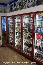 walk in cooler lights led cooler door lights led refrigerated display lighting