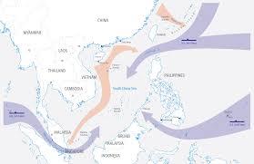 East China Sea Map Naval Chokepoints The Chinese Conundrum U2013 Andreas Rutgersson U2013 Medium