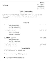 curriculum vitae pdf examples sample cv resume here is the second page of the example sample job