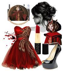 Queen Amidala Halloween Costume Natalie Portman Star Wars Style Inspiration Inspired