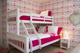 girls bedrooms ideas girls bedroom ideas with wallpaper decor home interior design