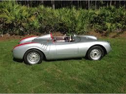 porsche spyder replica 1955 porsche 550 spyder replica for sale classiccars com cc 814563