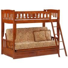 Bunk Beds For Less Night U0026 Day Furniture Canada Kids Beds U0026 Bunk Beds Cinnamon Futon