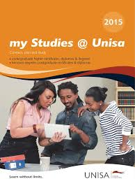 mystudies unisa 2015 internet online and offline