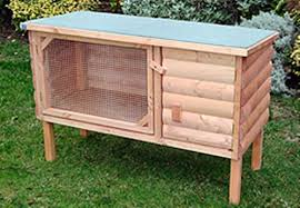 Build Your Own Rabbit Hutch 12 Free Rabbit Hutch Plans And Designs