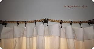 Vintage Curtain Rod Vintage Home Love Curtain Rod And Diy Curtains