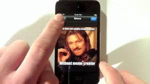Meme Creator Mobile - meme creator youtube