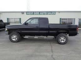 dodge ram 2500 diesel 2000 dodge for sale in waukon ia side auto sales