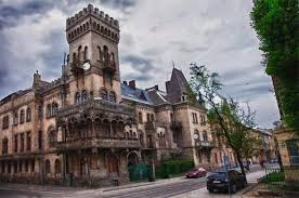 5 fascinating buildings of lviv destinations