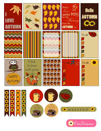 printable planner free pinterest free printable fall themed happy planner stickers planners