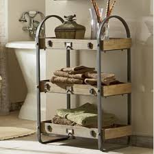 Tiered Bathroom Storage 3 Tiered Shelving Unit From Country Door This Versatile