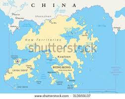 hong kong map stock images royalty free images u0026 vectors